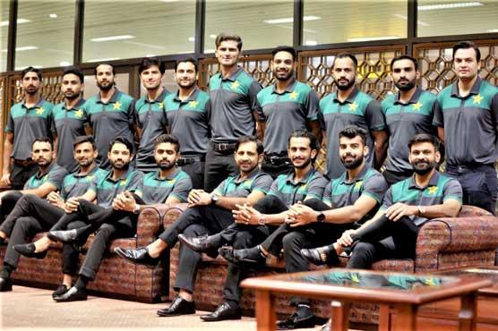 T20 World Cup: Pakistan cricket team reaches Dubai