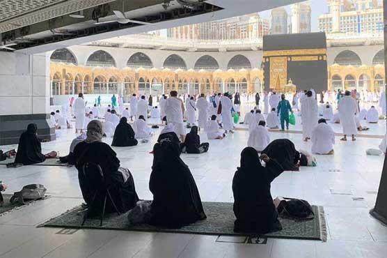 مسجد الحرام کو نمازیوں کے لیے مکمل کھولنے کا فیصلہ