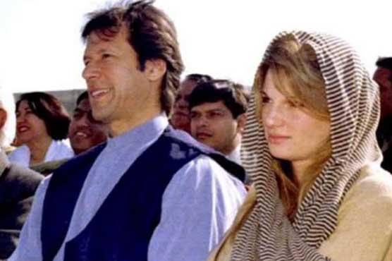 عمران خان کو نقصان پہنچانے کیلئے مجھے مہرے کی طرح استعمال کیا، جمائما