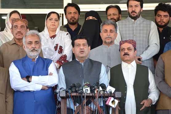 جام کمال کیخلاف تحریک عدم اعتماد کا فیصلہ اب اسمبلی میں ہو گا: ناراض اراکین