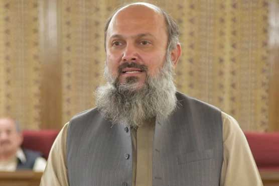 Four BAP members want to become chief minister, reveals Jam Kamal
