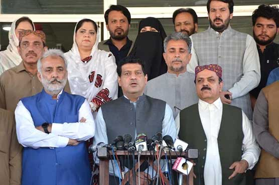 'No-trust motion against Balochistan CM to be decided in Assembly now'