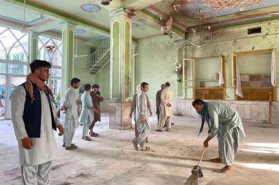 افغانستان:مسجد میں نماز جمعہ کے دوران دھماکہ،41افراد جاں بحق،70زخمی