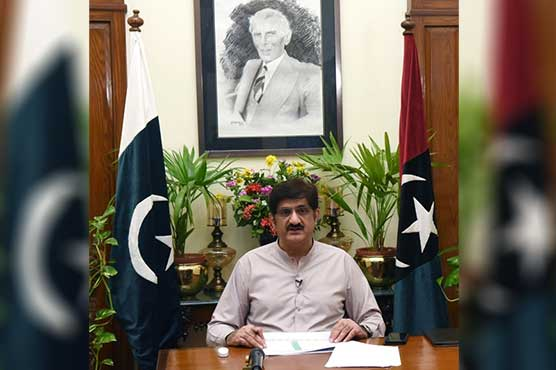 Sindh reports 5 deaths by coronavirus, 423 cases in a day: Murad Ali Shah