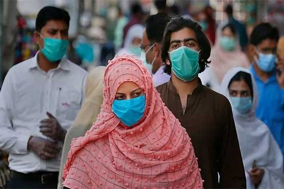 Pakistan reports 893 coronavirus cases, 24 deaths in one day