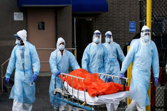 Russia tops 1,000 daily virus deaths for first time: official tally