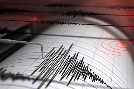 ہرنائی میں ایک مرتبہ پھر زلزلے کے جھٹکے، شہری خوف میں مبتلا
