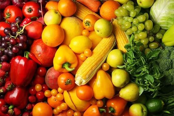 سبزیوں کی 83 فیصد، پھلوں کی برآمدات میں23 فیصد اضافہ