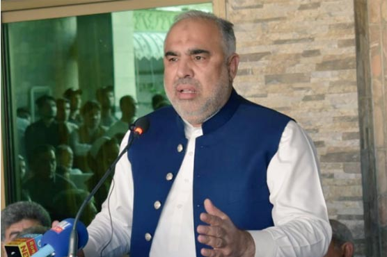 Corona affects whole world not only Pakistan: Asad Qaiser