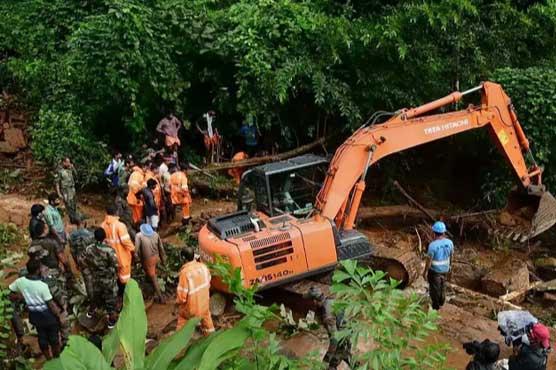 بھارت:کیرالا میں بارشوں نے تباہی مچادی،23افراد ہلاک