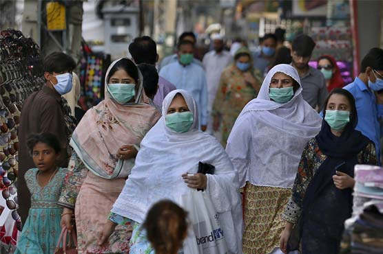 Pakistan reports 663 COVID-19 cases, lowest in about four months