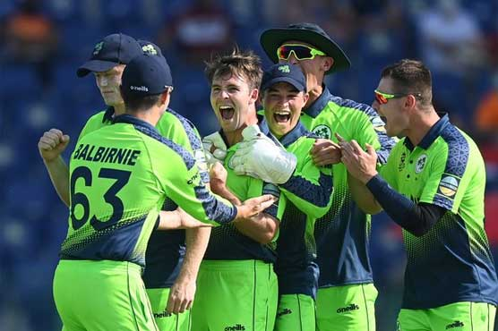 Campher's four-in-four helps Ireland thrash Netherlands in T20 World Cup