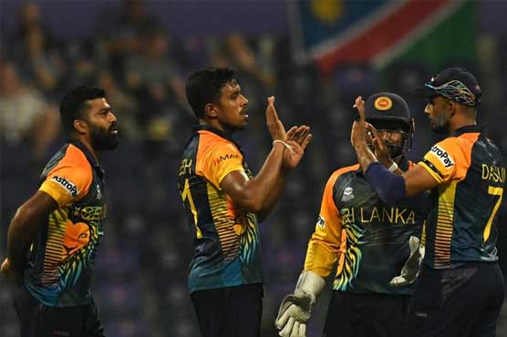 T20 World Cup: Sri Lanka beat Namibia by 7 wickets