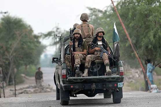 شمالی وزیرستان: دہشتگردوں کی سکیورٹی فورسز کی چیک پوسٹ پر فائرنگ، سپاہی شہید