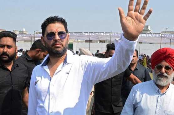 توہین آمیز الفاظ کا استعمال، یووراج سنگھ کی گرفتاری کے بعد رہائی