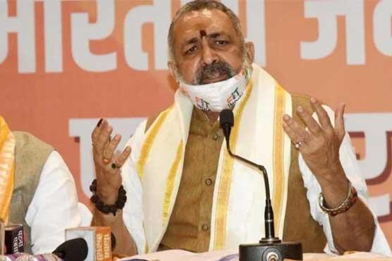 ٹی 20ورلڈ کپ:بھارتی وزیر کا پاک بھارت میچ منسوخ کرنے کا مطالبہ