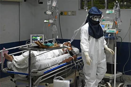 Pakistan reports 603 coronavirus cases, 20 deaths in 24 hours