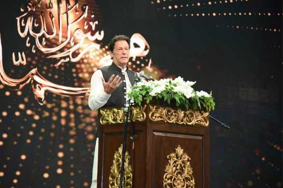 جب تک زندہ ہوں انصاف اور قانون کی حکمرانی کیلئے لڑتا رہوں گا: وزیراعظم عمران خان