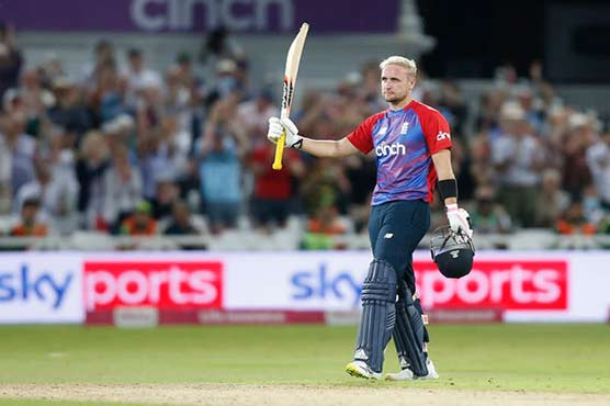 England's Livingstone overcomes finger injury before T20 World Cup