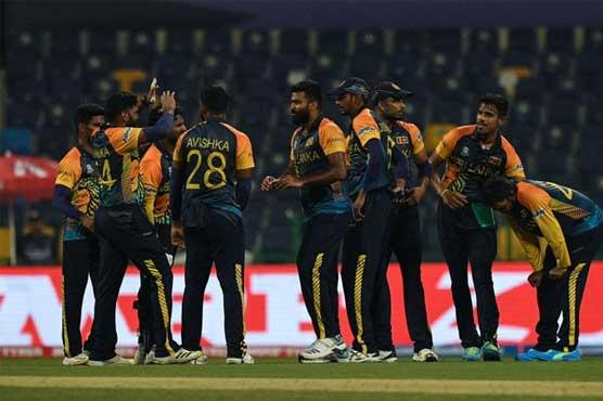 ٹی 20ورلڈ کپ:سری لنکا نے آئرلینڈ کو 70رنز سے شکست دیدی