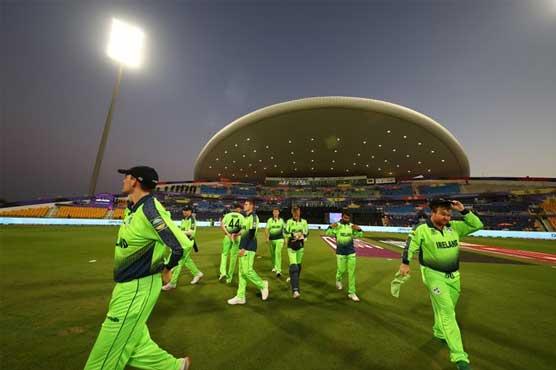 ٹی 20ورلڈ کپ:آئرلینڈ کو سری لنکا کیخلاف جیت کیلئے 172رنز کی ضرورت