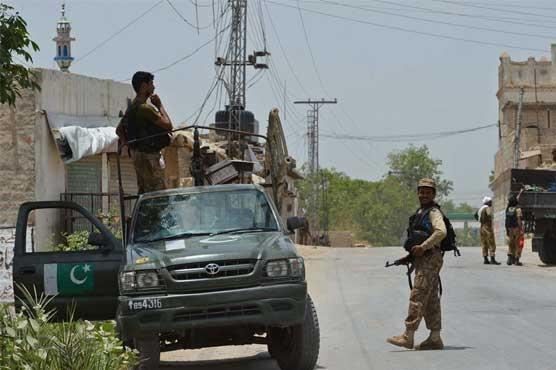 کیچ: دہشتگردوں کی سکیورٹی فورسز کی چیک پوسٹ پر فائرنگ، سپاہی شہید