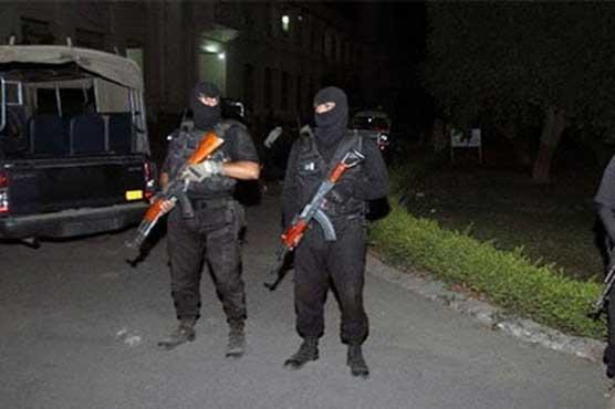 پشاور: خفیہ اطلاع پر سی ٹی ڈی کی کارروائی، تین دہشتگرد ہلاک