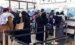 'Sweet day' for Afghan sportswomen fleeing Taliban rule on latest flight