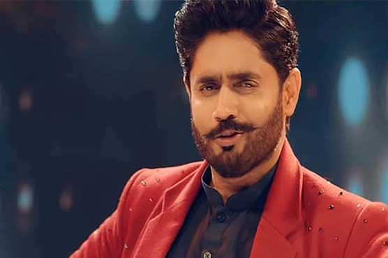 معروف پاپ گلوکار ابرار الحق کے نئے گانے کا ٹیزر جاری