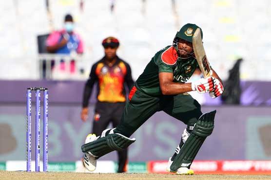 ٹی 20ورلڈ کپ:بنگلہ دیش کا پاپوانیوگنی کو جیت کیلئے182رنز کا ہدف