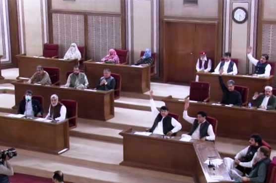 تحریک عدم اعتماد: بی اے پی، اپوزیشن ارکان کے قدوس بزنجو کی رہائش گاہ پر ڈیرے