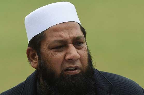 بھارت کو شکست دینے کیلئے پاکستانی بلے بازوں کو حریف باؤلرز کو دباؤ میں رکھنا ہوگا:انضمام