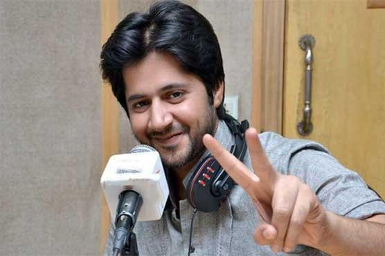 اداکار عمران اشرف کا پہلا ویڈیو سانگ ریلیز