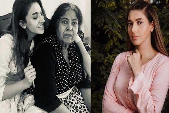 معروف اداکارہ ثنا فخر کی والدہ انتقال کرگئیں