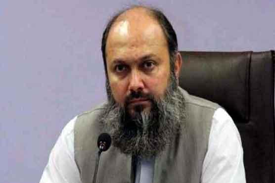 سیاسی بحران،وزیراعلیٰ بلوچستان جام کمال نے استعفیٰ دیدیا