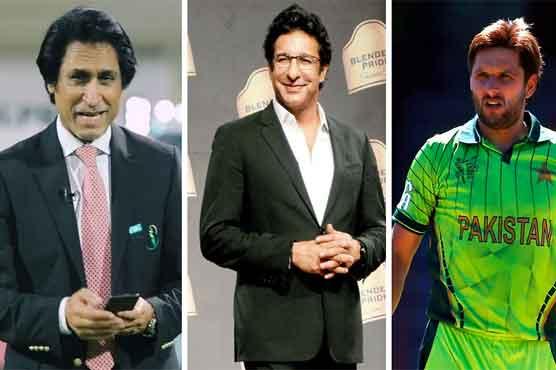 پاکستان کی جیت،رمیز راجہ سمیت سابق و موجودہ کرکٹرز کی قومی ٹیم کو مبارکباد