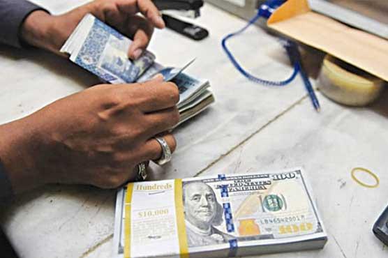 روپے کے مقابلے ڈالر کی قدر میں بڑھوتری کا تسلسل جاری