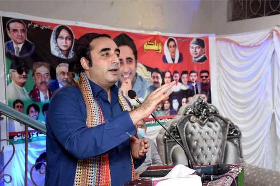عمران خان نے جس معاملے میں ہاتھ ڈالا، وہاں پر ہی تباہی آئی: بلاول