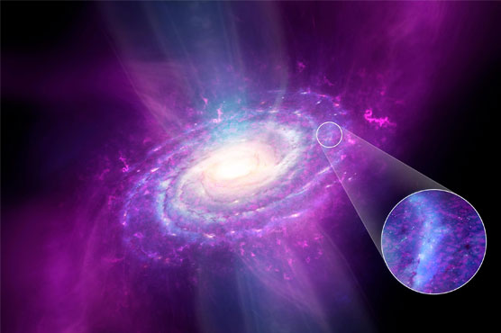 Planet outside of Milky Way galaxy, finds NASA