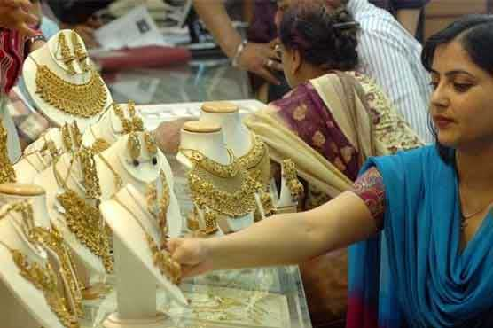 Gold prices touch record high reaching Rs132,000 a tola