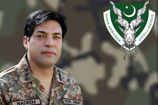 Notification for appointment of Lt Gen Nadeem Anjum as ISI DG issued