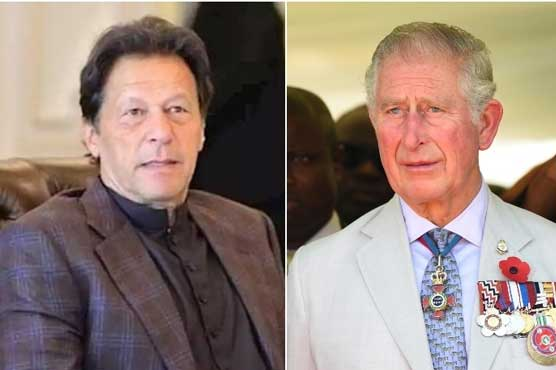 PM Imran, Prince Charles reaffirm close ties between commonwealth nations