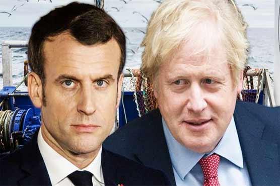 فرانس نے برطانوی ماہی گیر کشتیوں پر پابندی لگا دی، برطانیہ کا جوابی اقدام کا اعلان