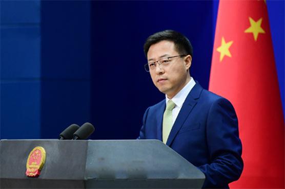 امریکا نے تائیوان کارڈ کھیلنا بند نہ کیا تو تعلقات خطرے میں پڑ جائیں گے، چین کا انتباہ