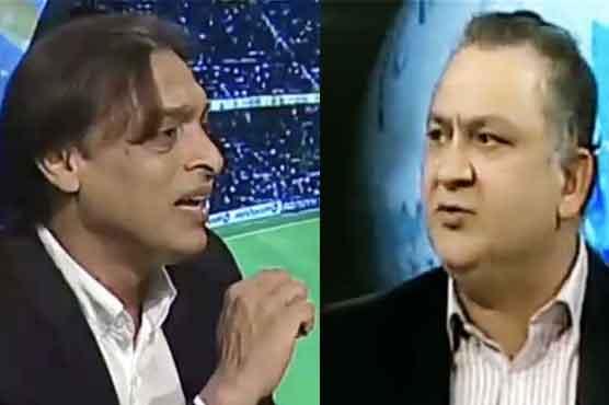شعیب اختر اور نعمان نیاز میں تلخ کلامی کا معاملہ،دونوں کو آف ایئر کرنیکا فیصلہ