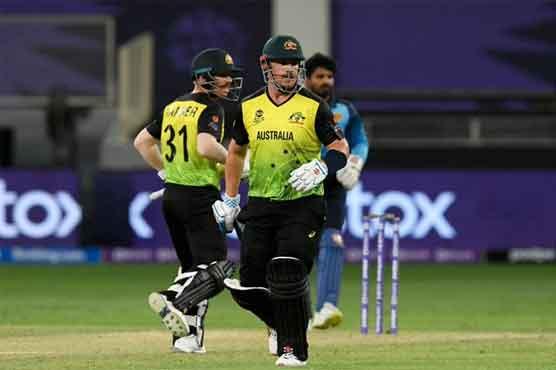 ٹی 20ورلڈ کپ:آسٹریلیا نے سری لنکا کو 7وکٹوں سے شکست دیدی