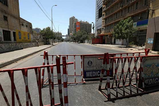 Smart lockdown imposed in five localities of Peshawar