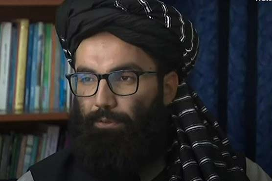 Taliban's Anas Haqqani says formation of new Afghan govt in its final stages