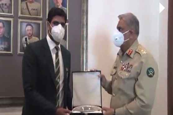 Army chief appreciates Pak athletes' efforts at Tokyo Olympics
