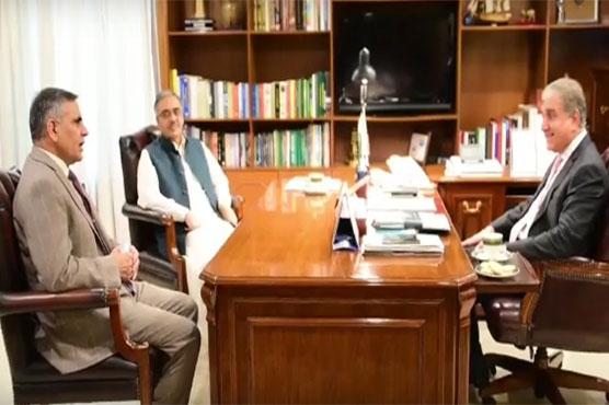 World hails Pakistan's positive role in Afghanistan evacuation process: FM